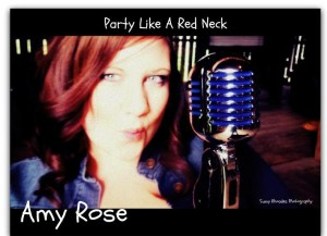 amy rose party like a redneck