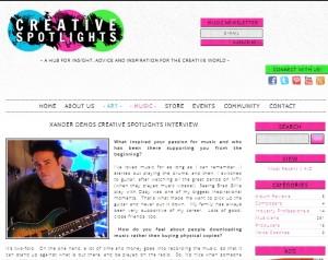 creativespotlights