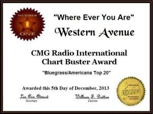 western avenue americana cmg