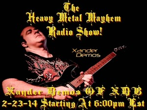 heavy metal mayhem
