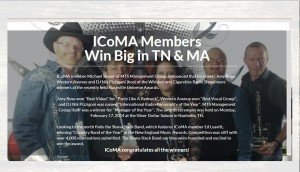 icoma newsletter
