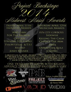 midwest music awards