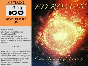 hit tracks cd of the week
