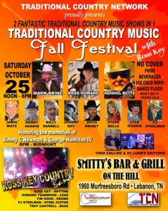 traditional country music fest