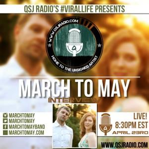 QSJ RADIO March to May Promo2