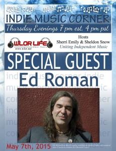 indie music corner ed roman