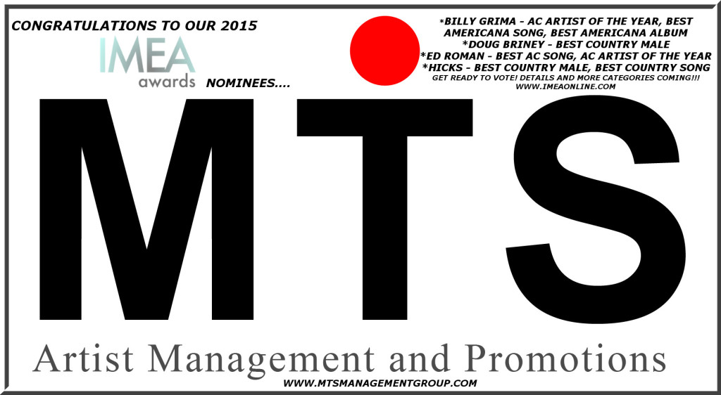 MTS 2015 IMEA NOMINEES