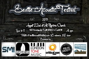 seattle acoustic festival