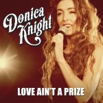 Donica Knight - Love Aint a Prize cover
