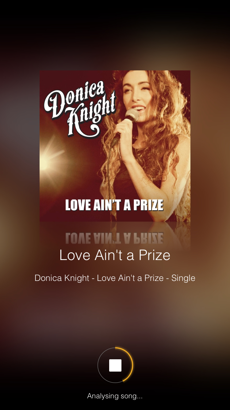 Country Rocker Donica Knight Featured On New Itunes App From Million