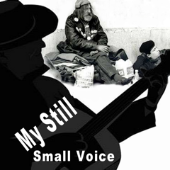 Tony Watson My Still Small Voice cover