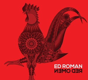 Ed Roman - Red Omen cover