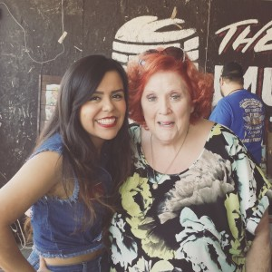 Madelyn Victoria and Lulu Roman
