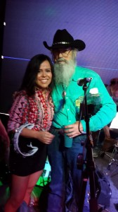 Madelyn Victoria and Uncle Si