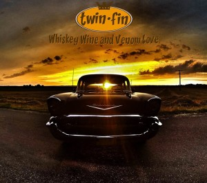 Twin-Fin - Album Cover